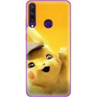 Силиконовый чехол BoxFace Huawei Y6p Pikachu (40017-up2440)