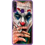 Силиконовый чехол BoxFace Huawei Y6p Джокер (40017-up2448)