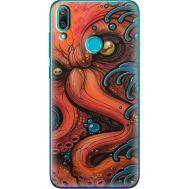 Силиконовый чехол BoxFace Huawei Y7 2019 Octopus (36044-up2429)