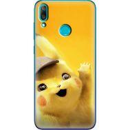 Силиконовый чехол BoxFace Huawei Y7 2019 Pikachu (36044-up2440)