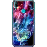 Силиконовый чехол BoxFace Huawei Y7 2019 Northern Lights (36044-up2441)