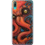 Силиконовый чехол BoxFace Huawei Y7 Pro 2019 Octopus (36651-up2429)