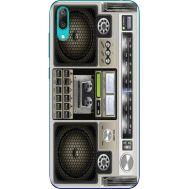 Силиконовый чехол BoxFace Huawei Y7 Pro 2019 Old Boombox (36651-up2446)