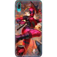Силиконовый чехол BoxFace Huawei Y7 Pro 2019 Woman Deadpool (36651-up2453)