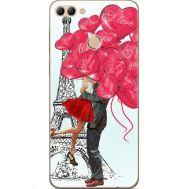 Силиконовый чехол BoxFace Huawei Y9 2018 Love in Paris (33895-up2460)