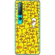 Силиконовый чехол BoxFace Xiaomi Mi 10 Yellow Ducklings (39436-up2428)