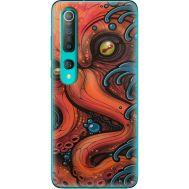Силиконовый чехол BoxFace Xiaomi Mi 10 Octopus (39436-up2429)