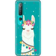 Силиконовый чехол BoxFace Xiaomi Mi 10 Cold Llama (39436-up2435)