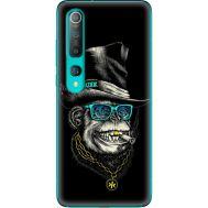 Силиконовый чехол BoxFace Xiaomi Mi 10 Rich Monkey (39436-up2438)