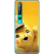 Силиконовый чехол BoxFace Xiaomi Mi 10 Pikachu (39436-up2440)