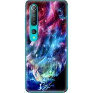 Силиконовый чехол BoxFace Xiaomi Mi 10 Northern Lights (39436-up2441)