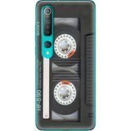 Силиконовый чехол BoxFace Xiaomi Mi 10 Старая касета (39436-up2445)