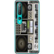 Силиконовый чехол BoxFace Xiaomi Mi 10 Old Boombox (39436-up2446)