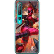 Силиконовый чехол BoxFace Xiaomi Mi 10 Woman Deadpool (39436-up2453)