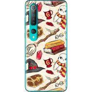 Силиконовый чехол BoxFace Xiaomi Mi 10 Magic Items (39436-up2455)