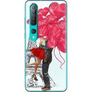 Силиконовый чехол BoxFace Xiaomi Mi 10 Love in Paris (39436-up2460)