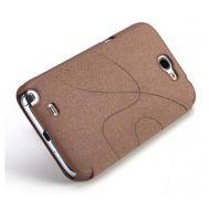 Книжка Oscar Samsung N7100 Brown