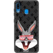 Силиконовый чехол BoxFace Samsung A205 Galaxy A20 looney bunny (38282-bk48)
