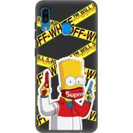 Силиконовый чехол BoxFace Samsung A205 Galaxy A20 White Bart (38282-bk49)