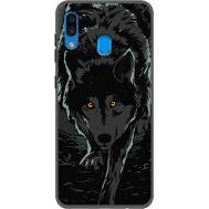 Силиконовый чехол BoxFace Samsung A205 Galaxy A20 Wolf (38282-bk62)
