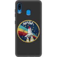 Силиконовый чехол BoxFace Samsung A205 Galaxy A20 NASA (38282-bk70)