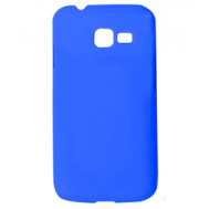 Original Silicon Case Samsung S7260/62 Blue