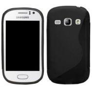 TPU Duotone Sams S6810 Black (Galaxy Fame)