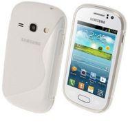 TPU Duotone Sams S6810 Transparent (Galaxy Fame)