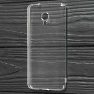"Чехол для Meizu M5 ""Oucase"" прозрачный"