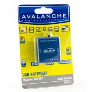 Картридер для microSD карт ACR-205 синий