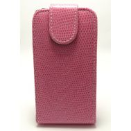 Croco Case Samsung G130 Pink