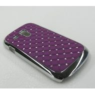 Накладка Diamond Sams i8190 violet (пакет)