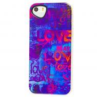 Чехол для iPhone 5 Love Love Phantom