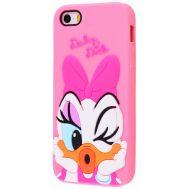 Чехол для iPhone 5 Disney Daisy Duck