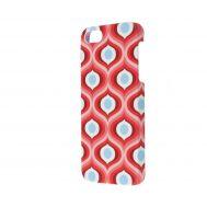 Чехол для iPhone 5 ARO Soft touch красный