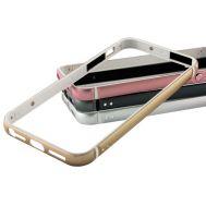 Металический бампер для iPhone 5 Evoque золотой