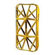 Чехол для iPhone 4 Aventador Emie case золотой