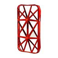 Чехол для iPhone 4 Aventador Emie case красный