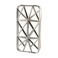 Чехол для iPhone 4 Aventador Emie case серебристый