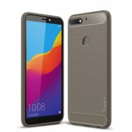 Чехол для Huawei Y7 Prime 2018 iPaky Slim серый