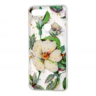 """Чехол для Xiaomi Mi 8 Lite Flowers Confetti """"шиповник"""""""