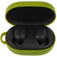 Чехол для AirDots Slim case темно-зеленый