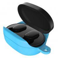 Чехол для Redmi AirDots Protective case голубой