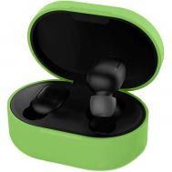 Чехол для AirDots Slim case зеленый