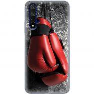 Чехол для Huawei Honor 20 / Nova 5T Mixcase спорт бокс перчатки