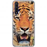 Чехол для Huawei Honor 20 / Nova 5T Mixcase взгляд тигра