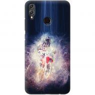 Чехол для Huawei Honor 8X Mixcase спорт дизайн 22