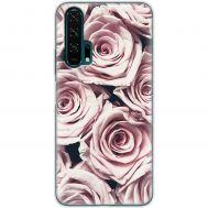Чехол для Huawei Honor 20 Pro Mixcase розы