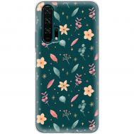 Чехол для Huawei Honor 20 Pro Mixcase цветочки дизайн 6