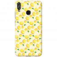 Чехол для Huawei Honor 8X Mixcase лимоны дизайн 3
